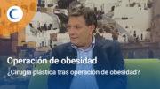 ¿Cirugía plástica tras obesidad?. Popular TV.