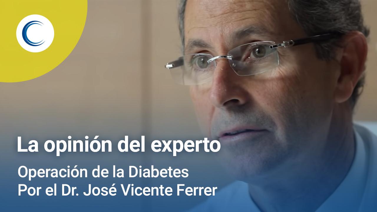 historia de diabetes tipo 1 en cirugía