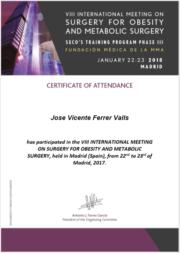 Certificado Dr