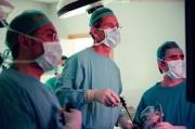 Equipo de quirófano de Obesitas durante una de sus operaciones