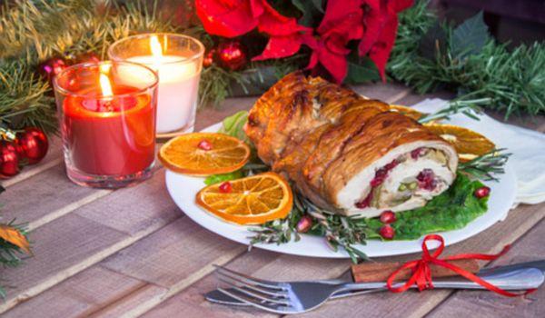 alimentarse en Navidad
